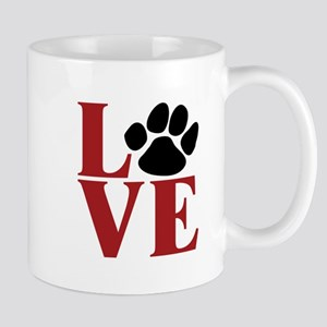 Love Paw Mugs