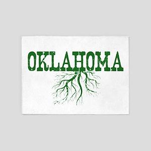 Oklahoma Roots 5'x7'Area Rug