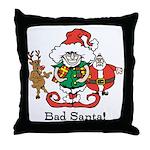 Custom Christmas Throw Pillow