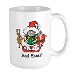 Custom Christmas Mugs