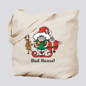 Custom Christmas Tote Bag
