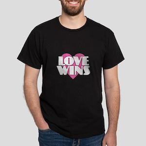 Love Wins - Heart T-Shirt