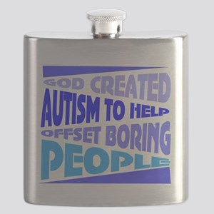 Funny autism Flask