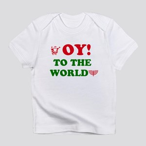 Oy To the World Infant T-Shirt