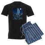 Dream Catcher Men's Dark Pajamas