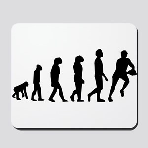 Rugby Evolution Mousepad