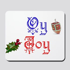 Oy Joy Mousepad