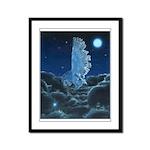 Dream Catcher Framed Panel Print