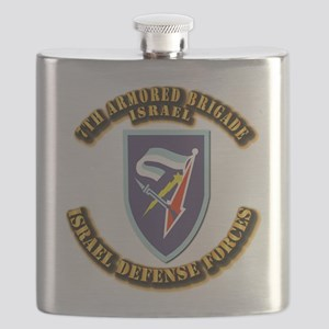7th Armored Brigade Flask