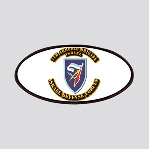 7th Armored Brigade Patches