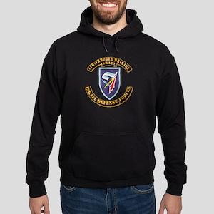 7th Armored Brigade Hoodie (dark)