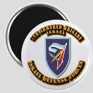 7th Armored Brigade Magnet