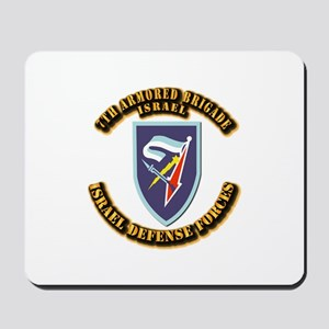 7th Armored Brigade Mousepad
