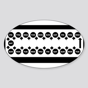 Birth Control Pill Sticker