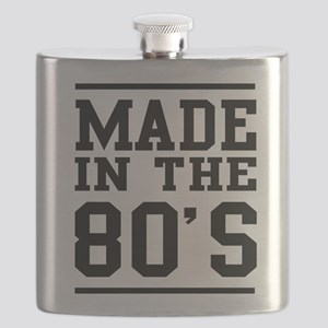 Made In The 80's Flask