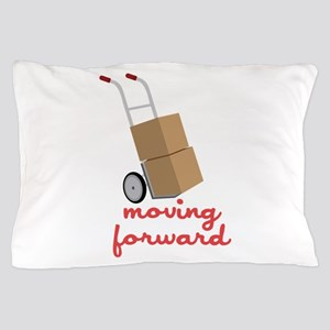 Moving Forward Pillow Case