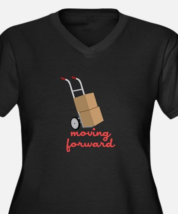 Moving Forward Plus Size T-Shirt