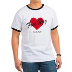 FreeHug_red T-Shirt