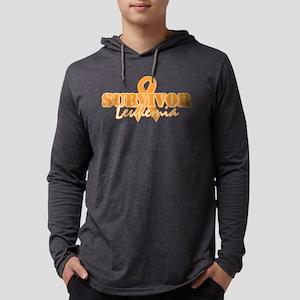 Survivor - Leukemia Long Sleeve T-Shirt
