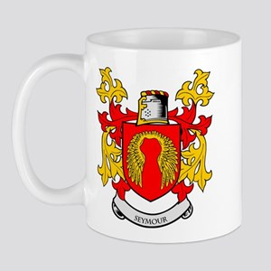 SEYMOUR Coat of Arms Mug