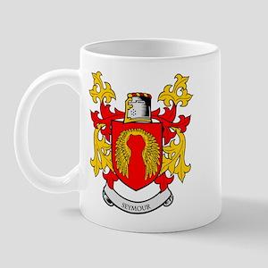SEYMOUR Coat of Arms Mug