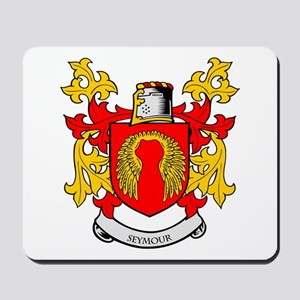 SEYMOUR Coat of Arms Mousepad