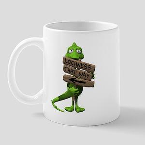 Lochness Monster Mug