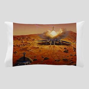 mars base Pillow Case