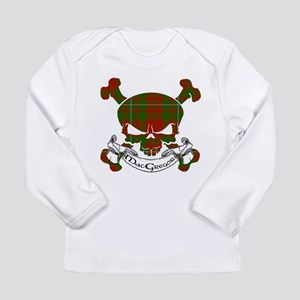 MacGregor Tartan Skull Long Sleeve Infant T-Shirt