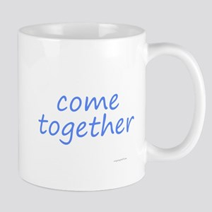 come together blue Mug