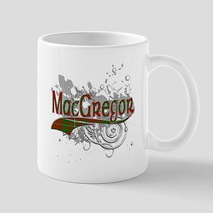 MacGregor Tartan Grunge Mug