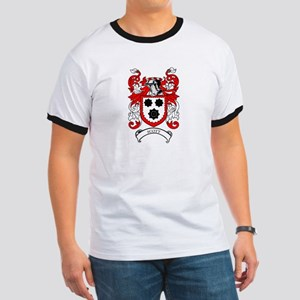 SCOTT 2 Coat of Arms Ringer T