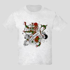 MacGregor Tartan Lion Kids Light T-Shirt
