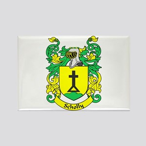 SCHOLLY Coat of Arms Rectangle Magnet