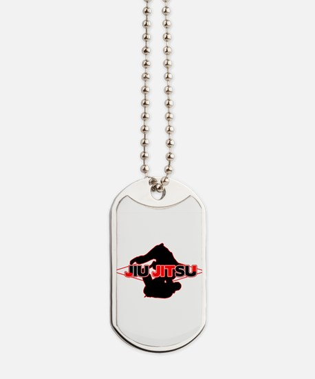 Unique Grappling Dog Tags