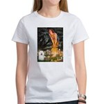 Fairies & Bolognese Women's T-Shirt
