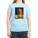 Fairies & Bolognese Women's Light T-Shirt