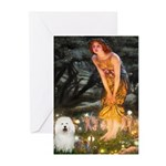 Fairies & Bolognese Greeting Cards (Pk of 10)