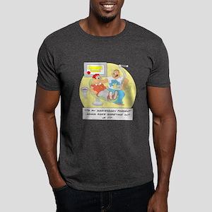 ... wanna make something out of it Dark T-Shirt