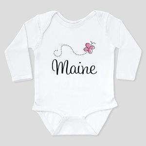 Pretty Maine Infant Bodysuit Body Suit