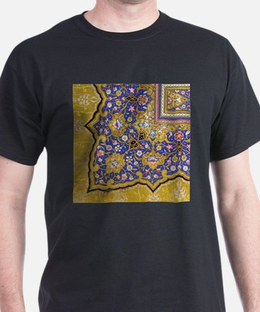 Arabian Floral Pattern T-Shirt