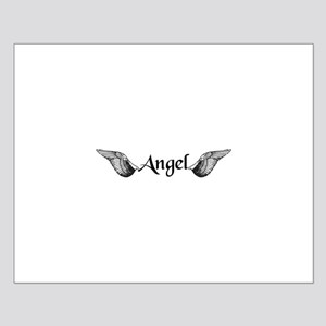 Angel Wings Poster Design