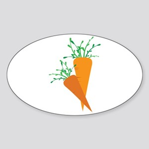 Carrots Sticker