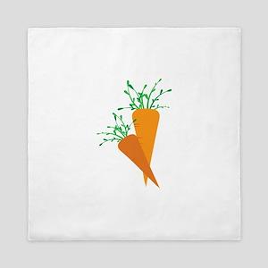 Carrots Queen Duvet