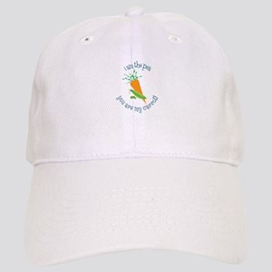 I Am The Pea You Are My Carrot! Baseball Cap