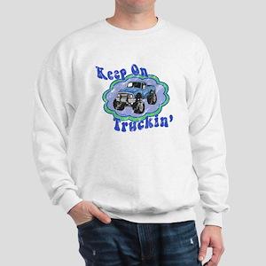 Keep on Truckin' Sweatshirt