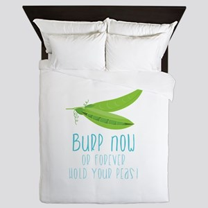 Bupp Now Queen Duvet