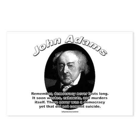 John Adams 02 Postcards (Package of 8)