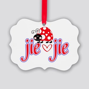 Jie Picture Ornament