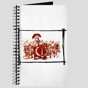 Centurions in battle Journal